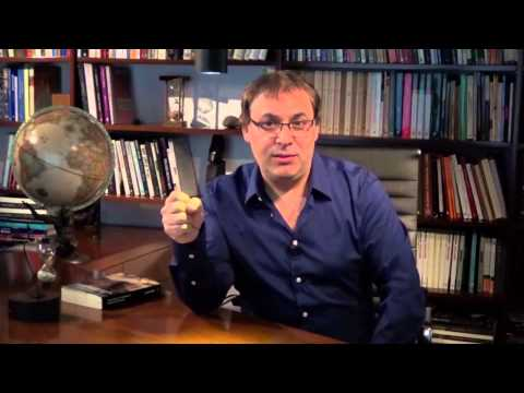 El hombre es un sujeto del deseo y la palabra | Gabriel Rolón | TEDxBahiaBlanca