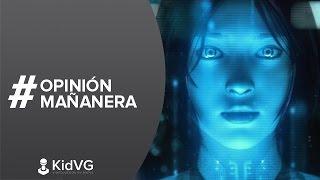 Cortana a iOS y Android. Este año. - 14/03/2015