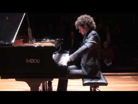 Federico Colli - Beethoven 'Appassionata' (QEH Recital)