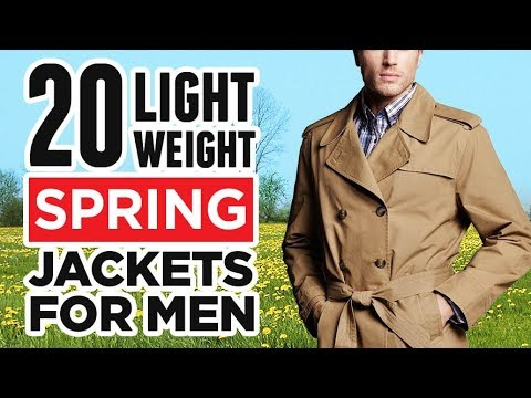 481f38c0 Stylish In Spring: The Best Lightweight Jackets For Men