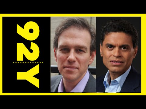 Bret Stephens with Fareed Zakaria