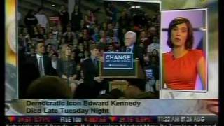 In-Depth Look - Ted Kennedy Passes Away - Bloomberg