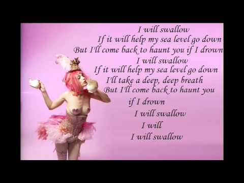 Swallow - Emilie Autumn (with lyrics)
