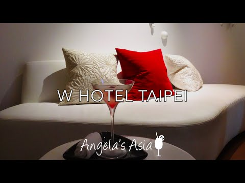 W Taipei Wow Suite & Away Spa - Explore the Best Hotels in Asia