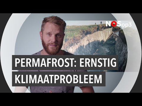 Onder de grond zit een nog groter klimaatprobleem | NOS op 3