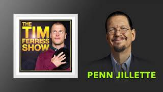 Penn Jillette on Magic, Losing 100+ Pounds, and Weaponizing Kindness  | The Tim Ferriss Show