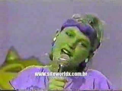 Xuxa - Tv Manchete - Clube da Crianca - Musica Lapis de Cor