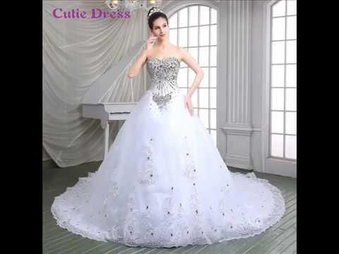 Vestidos De Noivas Luxuosos Mais Lindo