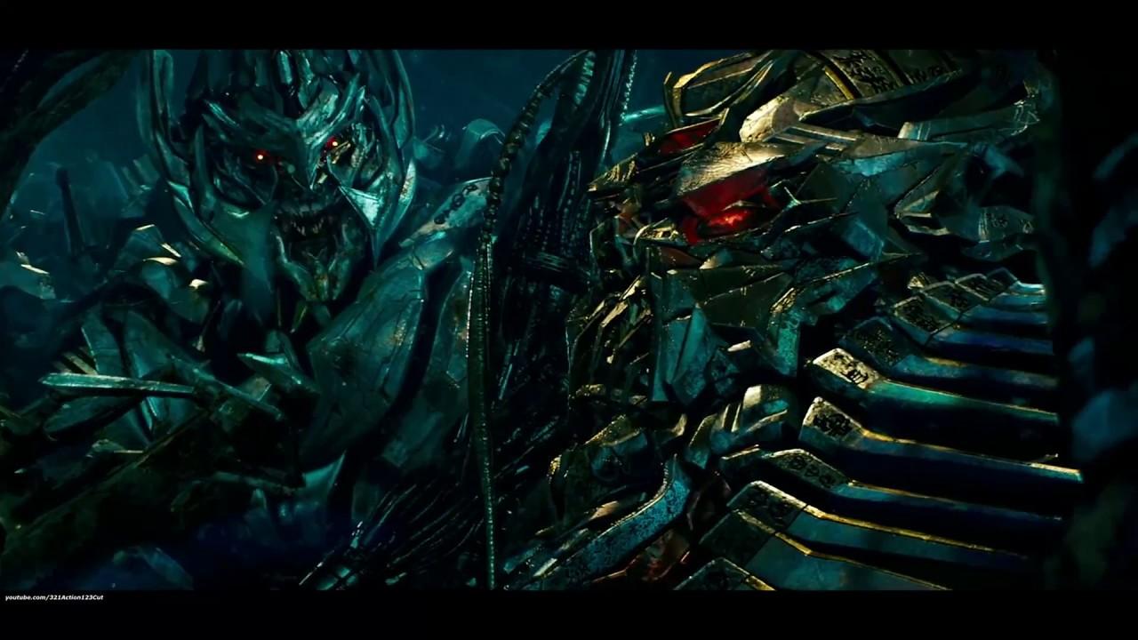 Megatron Returns Transformers 2