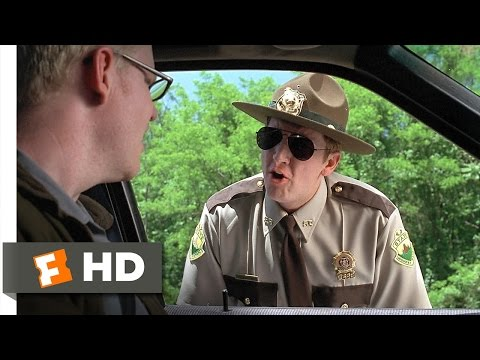 Super Troopers (2/5) Movie CLIP - The Cat Game (2001) HD