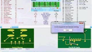 Football Mogul 2012 1996 Season: Lions vs Ravens