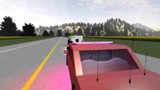 Absaroka County Sheriff's Office Promotional Video (ROBLOX)