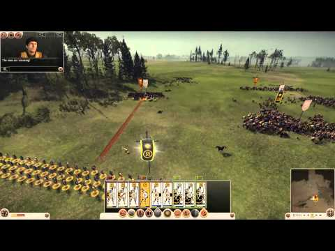 Macedon vs Rome (Developer Video)