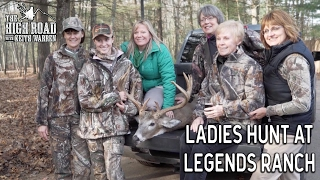 Ladies Hunt at Legends Ranch