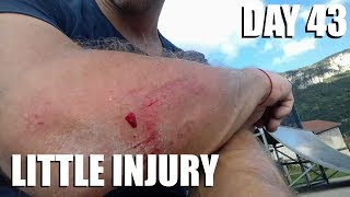 Learn skate at 43 year old : Day 43 : Slide + KickFlip + Ollies + Invert : DO WHAT YOU CAN'T !
