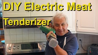 DIY Meat Tenderizer