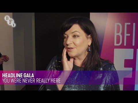YOU WERE NEVER REALLY HERE Headline Gala  BFI London Film Festival 2017