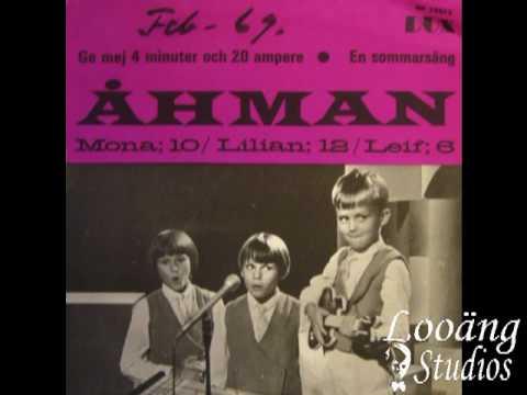 Åhman - Ge mig 4 minuter och 20 ampere