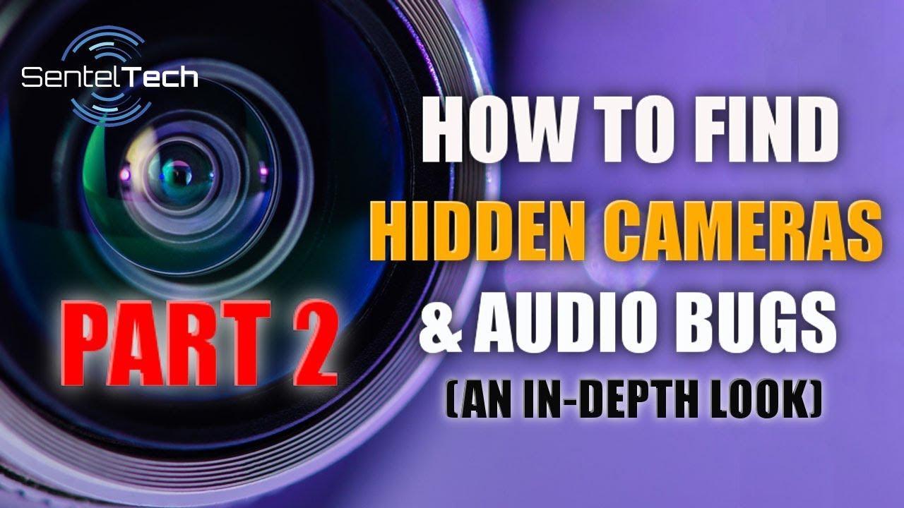 Sister finds hidden cam