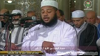 Abdulmuttalib ibn 'Ashura 2019 Taraweeh Algerie Night 2