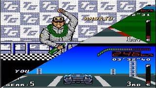 Top Gear | Corriendo Por El Mundo | Super Nintendo |#2