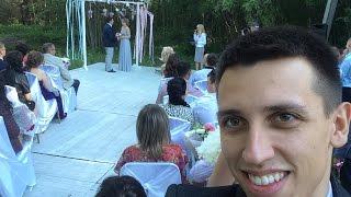 Ведущий на свадьбу Никита Золотухин