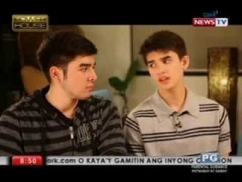 Powerhouse: What do Paras brothers Andre and Kobe look for in a girl?