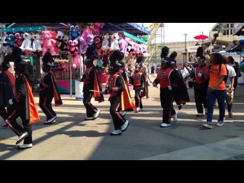 Dallas state fair parade