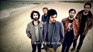 Young the Giant - Empire Ants (Cover)