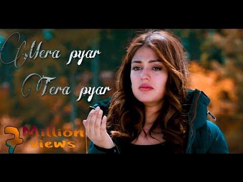 Mere Pyar Tera Pyar Whatsapp Status   mera Pyar Tera Pyar Status Video Jalebi     Arijit Singh