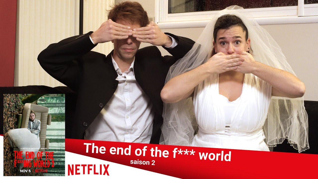 """Réactions en série n°10 - """"The end of the f*** world"""" saison 2"""