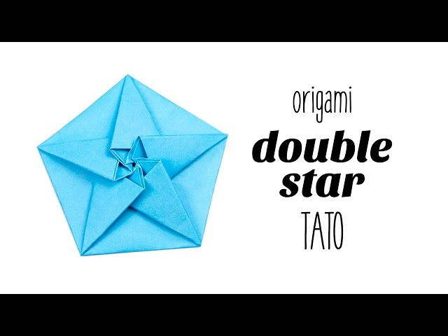 Double Star Tato Tutorial ♥︎ DIY ♥︎ Paper Kawaii