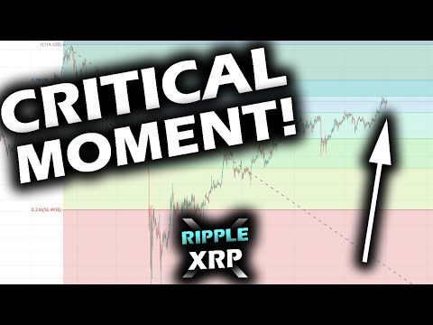 THIS IS THE CRITICAL MOMENT! Ripple XRP Price Chart And Altcoins Hit KEY LEVEL