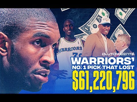 Warriors&39; No 1 NBA Draft Pick Who Lost OVER $61220796