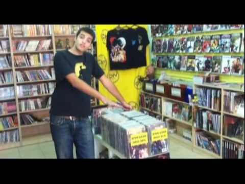 Comics & Vegetables 2011 Video Submission to the Eisner spirit retailer award.