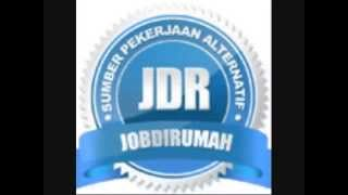 Jobdirumah 2014 | Part Time Job | Work From Home
