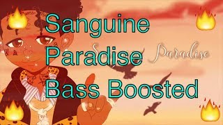Lil Uzi Vert - Sanguine Paradise [Official Audio] Bass Boosted!!!