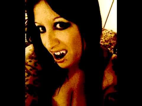 Sexy bites vampire fangs
