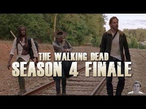 Walking Dead Season 4 Finale