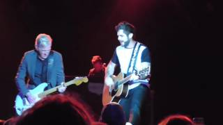 "Thomas Rhett - ""Make Me Wanna"" Live 2015 WI"