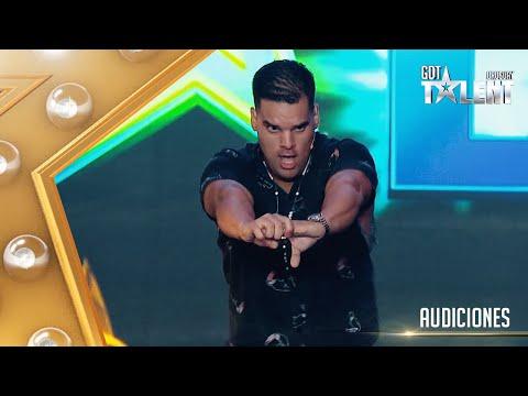 ¡SACUDIÓ TODO! GABRIEL bailó CON CALMA de Daddy Yankee