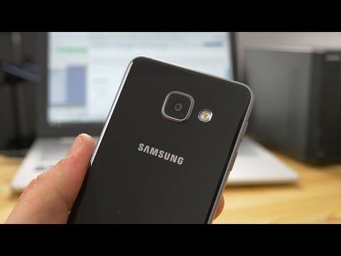 Unboxing: Samsung Galaxy A3 (2016) erster Eindruck | deutsch 🎁 techloupe