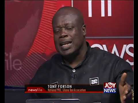 Appointments of Supreme Court Judges by President - Newsfile on Joy News (4-7-15)