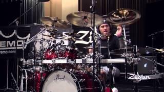 Zildjian Performance - Jason Bittner of Shadows Fall plays Weight of the World