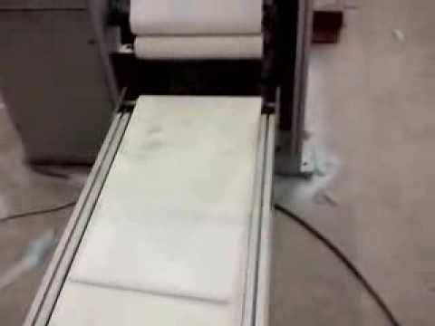 Bon Bed Sheet Folding Machine
