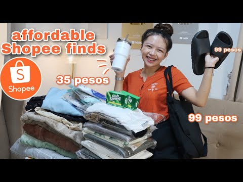 AFFORDABLE SHOPEE FINDS (Shopee 7.7 Mid-Year Sale Haul) | Philippines