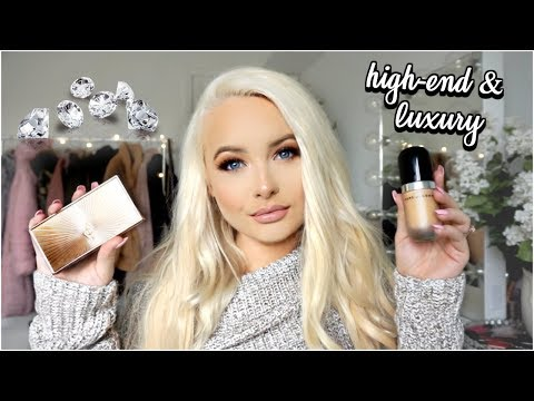 HIGH END & LUXURY MAKEUP WORTH BUYING ♡ 2018
