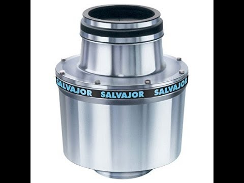 Salvajor 2-HP Basic Unit Food Waste Disposer