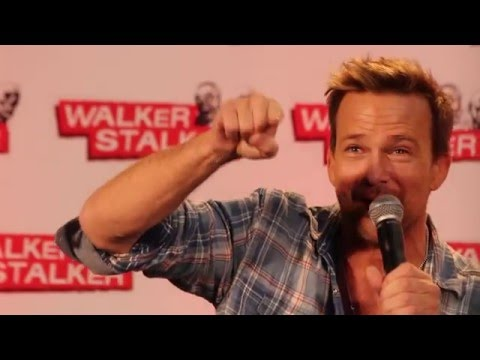 Sean Patrick Flanery about Donald Trump