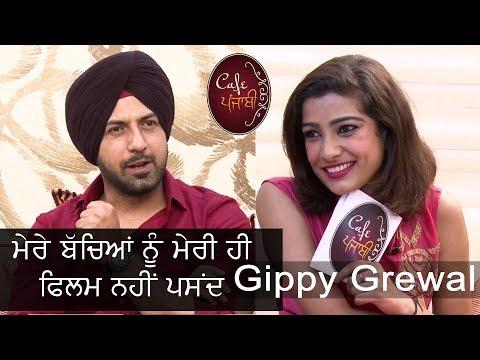 Gippy Grewal | Subedar Joginder Singh | Exclusive Interview | Cafe Punjabi